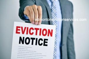 Edmonton Eviction Notice
